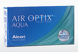 Φακοί επαφής Alcon AIR OPTIX AQUA (AIR OPTIX AQUA AOA6)