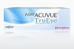 Φακοί επαφής Johnson & Johnson 1 DAY ACUVUE TruEye 1D4-90P-REV