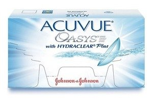 Johnson & Johnson ACUVUE OASYS for ASTIGMATISM CYP-6P-REV