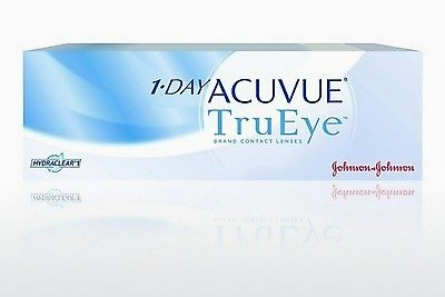 Φακοί επαφής Johnson & Johnson 1 DAY ACUVUE TruEye 1D4-30P-REV