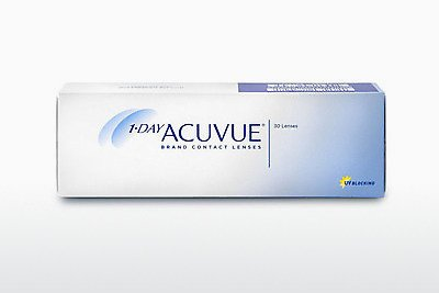 Φακοί επαφής Johnson & Johnson 1 DAY ACUVUE 1D2-30P-REV
