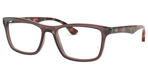 Ray-Ban RX5279 5628 SHINY OPAL BROWN