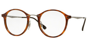 Ray-Ban RX7073 5588 LIGHT HAVANA