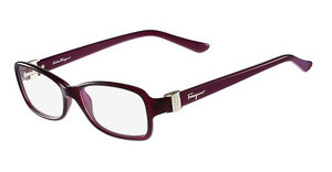 Salvatore Ferragamo SF2654R 525 CYCLAMIN