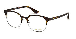 Tom Ford FT5347 052 havanna dunkel