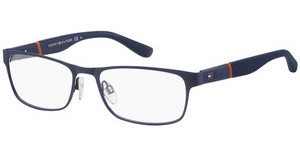 Tommy Hilfiger TH 1284 BQZ MATT BLUE