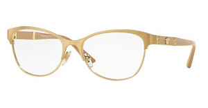 Versace VE1233Q 1352 BRUSHED GOLD