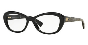 Versace VE3216 5156 BLACK