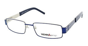 Vienna Design UN475 03 shiny blue/shiny silver
