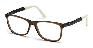 Web Eyewear WE5187 049 braun dunkel matt
