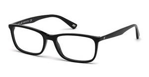 Web Eyewear WE5202 001 schwarz glanz