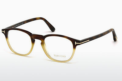 Γυαλιά Tom Ford FT5389 053 - Havanna, Yellow, Blond, Brown