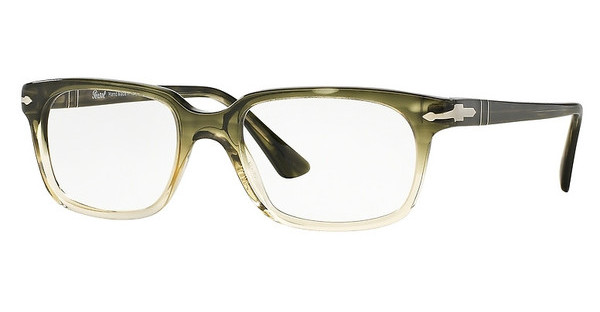 Persol PO3131V 1038 STRIPED GREEN/GRD TRASP