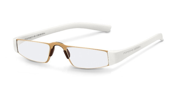 Porsche Design P8801 C D2.50 gold white