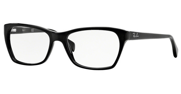 Ray-Ban RX5298 2000 SHINY BLACK