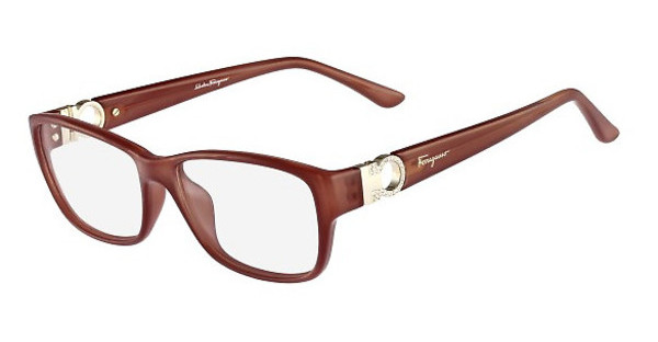 Salvatore Ferragamo SF2666R 643 ANTIQUE ROSE