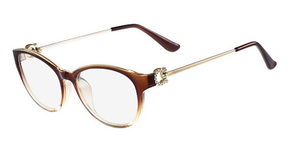 Salvatore Ferragamo SF2704R 212 BROWN GRADIENT