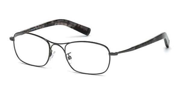 Tom Ford FT5366 012 ruthenium dunkel glanz