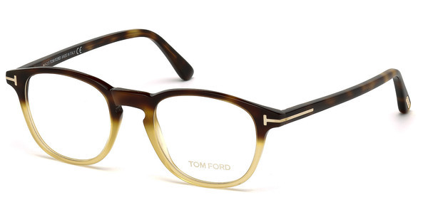 Tom Ford FT5389 053 havanna blond