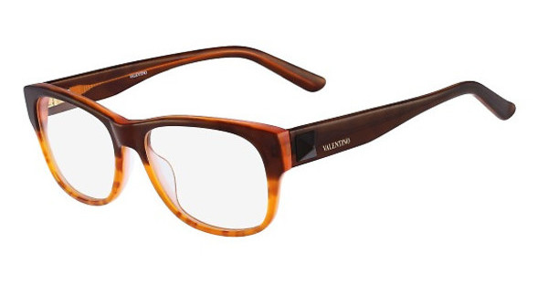 Valentino V2678 211 BROWN HAVANA/HONEY