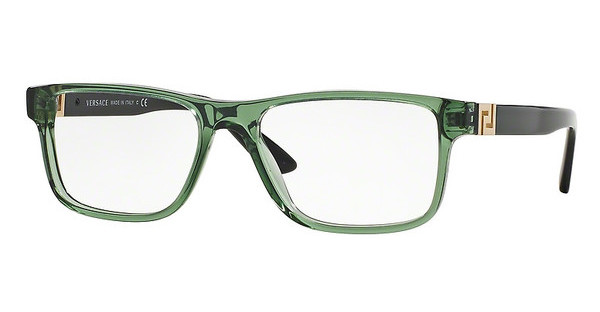 Versace VE3211 5144 TRANSPARENT GREEN