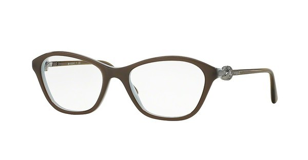 Vogue VO2910B 2322 MUD GREEN/OPAL AZURE