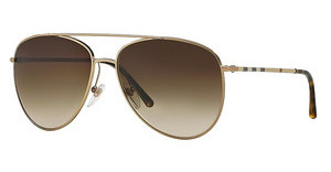 Burberry BE3072 118913 BROWN GRADIENTGOLD