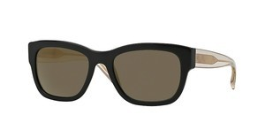 Burberry BE4188 35074T DARK GREY MIRROR GOLDBLACK