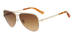 Calvin Klein CK8006S 223 BROWN