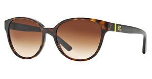 DKNY DY4117 301613 BROWN GRADIENTDARK TORTOISE