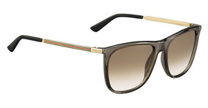 Gucci GG 1129/S VKH/K3 BROWN SFGREY GOLD
