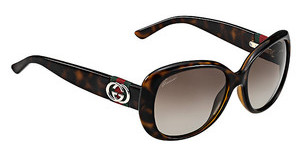 Gucci GG 3644/S DWJ/LA BROWN SF PZHAVANA (BROWN SF PZ)