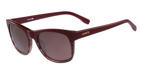 Lacoste L779S 604 BURGUNDY/STRIPED