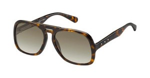 Marc Jacobs MJ 626/S 086/HA BRWN SFDKHAVANA (BRWN SF)