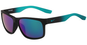 Nike NIKE CRUISER R EV0835 003 MATTE BLACK/TURBO GREEN FADE WITH GREY W/GREEN FLASH LENS LENS