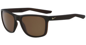 Nike UNREST P EV0954 200 BROWN W/BROWN POLARIZED LENS
