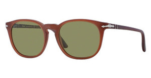 Persol PO3007S 902234 PHOTOPOLAR GREENMATTE BROWN