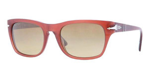 Persol PO3072S 100281 PHOTO POLAR BROWNMATTE OPAL RED
