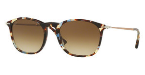 Persol PO3124S 105851 CLEAR GRADIENT BROWNHAVANA/AZURE-BROWN