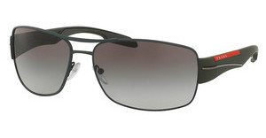 Prada Sport PS 53NS UFI0A7 GREY GRADIENTGREEN RUBBER