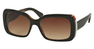 Ralph Lauren RL8092 526013 GRADIENT BROWNTOP BLACK/HAVANA