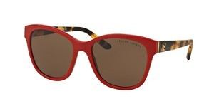 Ralph Lauren RL8143 559973 BROWNSHINY LAQUE RED