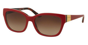 Ralph RA5208 151213 DARK BROWN GRADIENTRED TORTOISE