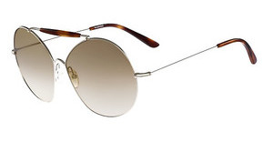 Valentino V121S 722 LIGHT GOLD-BROWN GRADIENT
