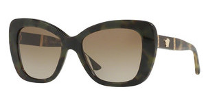Versace VE4305Q 518313 BROWN GRADIENTAVANA MILITARY