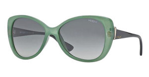 Vogue VO2819S 211911 GRAY GRADIENTOPAL GREEN