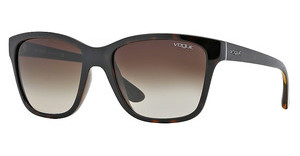 Vogue VO2896S W65613 BROWN GRADIENTDARK HAVANA