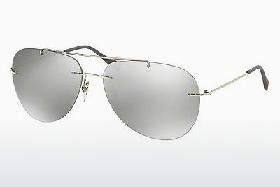 Γυαλιά ηλίου Prada Sport RED FEATHER (PS 50PS 1BC2B0) - γκρι