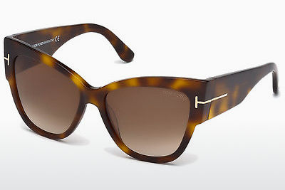 Γυαλιά ηλίου Tom Ford Anoushka (FT0371 53F) - Havanna, Yellow, Blond, Brown