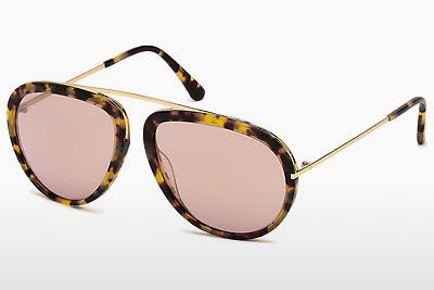 Γυαλιά ηλίου Tom Ford Stacy (FT0452 53Z) - Havanna, Yellow, Blond, Brown